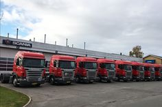 Circus streamlines transport with Scania