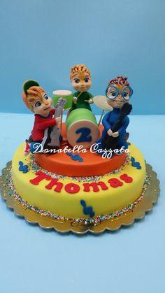 Alvin superstar cake  - Cake by donatella