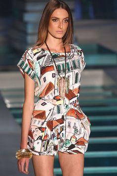 Água de Coco . verão 2011 | Chic - Gloria Kalil: Moda, Beleza, Cultura e Comportamento