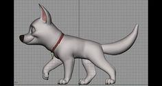 강아지 걷기 Animation Mentor, Animation Reference, 3d Animation, Bolt Dog, Dog Anatomy, Animation Tutorial, Walt Disney Company, Cool Animations, Dog Walking
