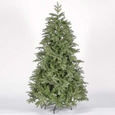 0db81cf8540f 7ft/210cm Sussex Spruce Green PE Premium Artificial #Christmas Tree #xmas  Luxury Christmas