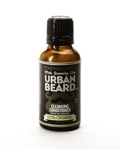 You use conditioner for you hair, so why not for your beard? This organic cleansing conditioner is specially formulated for beards. Use after an organic beard shampoo to soothe and relieve the skin below your beard, leaving your facial hair feeling unusually soft and smooth. Our cleansing conditioner has an outstanding anti-itch formula for new growth and for the established beard.