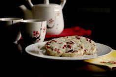 Cranberry Orange Poppyseed Cookies