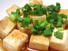 簡単すぎ?フライパン一つの揚げ出し豆腐の画像