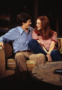 Eric and Donna-That 70's Show