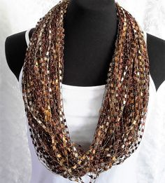 What a Gorgeous Neck Piece! Neck Piece, Handmade Flowers, Iridescent, Women's Accessories, Beaded Necklace, Copper, Jewelry, Fashion, Beaded Collar