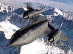 SR-71 Blackbird my baby