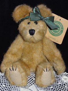 Boyd's Bear named Lancaster by VintageDolz on Etsy, $6.00