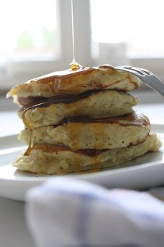 I ♥ FOOD: Banana Pancakes