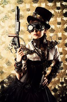 Steampunk XXIII by Luria-XXII.deviantart.com on @deviantART