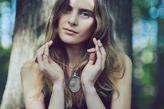Collier de terrarium, colliers de terrarium, pissenlit collier, collier naturel de pissenlit, de forme ovale, chalet chic bijoux, pressé de pissenlit