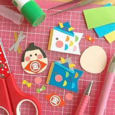 Craft Activities For Kids, Crafts For Kids, Japanese Kids, Diy And Crafts, Paper Crafts, Class Decoration, Paper Folding, Kids And Parenting, Paper Dolls