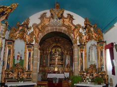 Igreja Matriz de Ervedosa , Pinhel