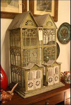 Decrorative Bird Cages