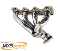 Stainless Steel Exhaust Manifold, IL Motorsport, MX5 Mk1 1.6 - MX-5 Exhausts Components for Mk1 1989 1998 - MX5 Parts Spares