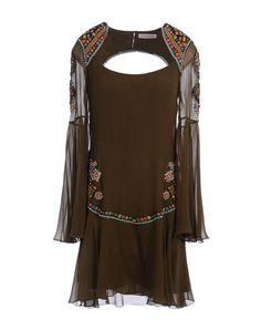 $290.00   Matthew williamson Women - Dresses - Short dress Matthew williamson on YOOX