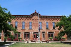 Lapeer City Hall/old fire station