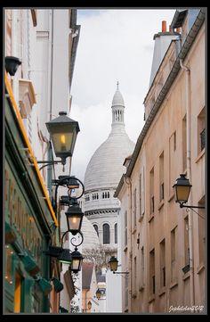 Montmartre. Paris