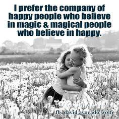 Happiness matters~
