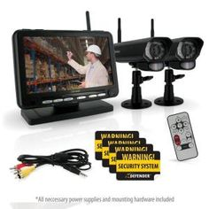 The best do it yourself wireless home security systems home the best do it yourself wireless home security systems home security systems reviews peace of house wireless security solutions pinterest security solutioingenieria Images