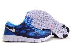 http://www.jordanse.com/nike-free-run-2-men-dark-blue-white-blue-for-sale.html Only$72.00 #NIKE #FREE RUN 2 MEN DARK BLUE WHITE BLUE FOR #SALE Free Shipping!