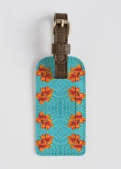 Seaside Luggage Tag