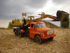 Navi, Big Time, Classic Trucks, Heavy Equipment, Old Trucks, Cars And Motorcycles, Tractors, Construction, History