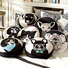 Pet Pillow Collection · $29.99