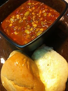 Easy Brunswick Stew!!! Simpy open the cans and simmer for an hour. Or throw in the crockpot on low all day.