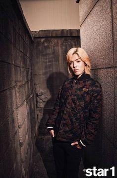 Kangnam Interview with Star1 Magazine  Credito: MIB_GER
