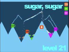 Hooda Math games- sugar, sugar and more