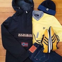 Football Casual Clothing, Football Casuals, Smart Casual, Casual Looks, Trendy Outfits, Cool Outfits, Mod Fashion, Designer Wear, Clothing Items