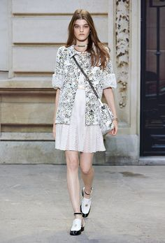 From Vogue US - Chanel