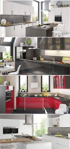Kücheninspirationstool U2013 Konfigurieren Sie Farbe U0026 Fronten Ihrer Küche!