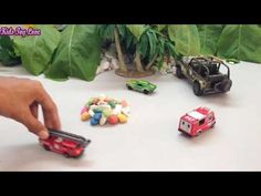 kids toy love   Toy Car Collection   Fire Truck Toys for kids   Car vide...