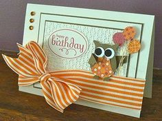 Love the owl paper and on the balloons!