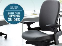ccd55966d Business Insider picks Steelcase Leap as the best overall office chair.  Home Office Furniture Sets