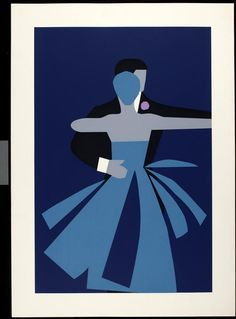 Annual dinner and social evening, couple dancing, poster (c1980-1989)
