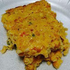 Crawfish Cornbread, Crawfish Bread, Cajun Crawfish, Crawfish Recipes, Cajun Recipes, Seafood Recipes, Cooking Recipes, Cornbread Recipes, Healthy Recipes