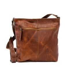 Nydelig skulderveske i mykt skinn. Messenger Bag, Satchel, Bags, Accessories, Fashion, Leather Wallets, Satchel Purse, Handbags, Moda