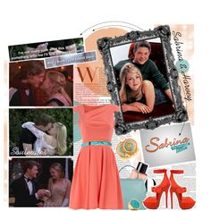 """Sabrina & Harvey"" by dontstopmenow103 on Polyvore"