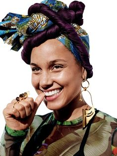 Alicia Keys is Allure's February 2017 cover star—and the unscientific consensus is that she is a perfect amalgam of talent and beauty.