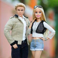 Blonde hair + Blue eyes + White skin = Love