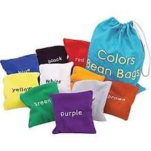 I need a single bean bag.  It would be an easy gift to make or buy me for Christmas.  Photographers use them on an open car window to steady a camera when taking photos of wildlife.  I have an extra Crown Royal bag I saved for just this purpose, but never put one together, cause I don't have any beans.