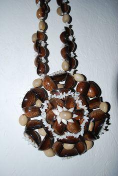 Artesanías tradicionales Anua Rapa Nui, Isla de Pascua: Artesanía en Conchitas