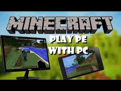 [NEW] How to Play MCPE And MCPC Together! - http://dancedancenow.com/minecraft-lan-server/new-how-to-play-mcpe-and-mcpc-together/