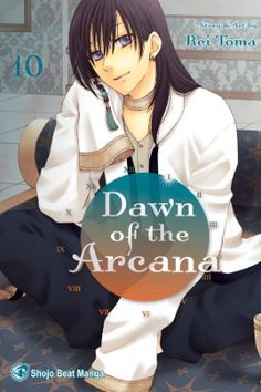 Dawn of the Arcana is technically a manga...but oh well, Ahkil is just that awesome.