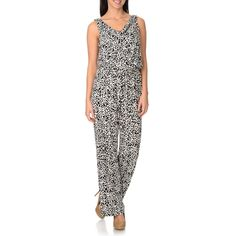 London Times Womens Printed Cowl Neck Jumpsuit XSmall * Read more at the image link. (This is an affiliate link) Wholesale Fashion, Wholesale Clothing, Printed Jumpsuit, Online Shopping Stores, Clothing Company, Jumpsuits For Women, Cowl Neck, Day Dresses, Fashion Outfits