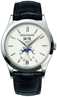 Patek Philippe Complications Annual Calendar $48,000