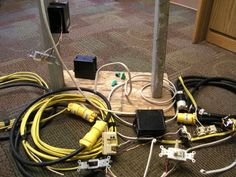 Electrical Wiring: Occupation-based kit created by U of U OT students